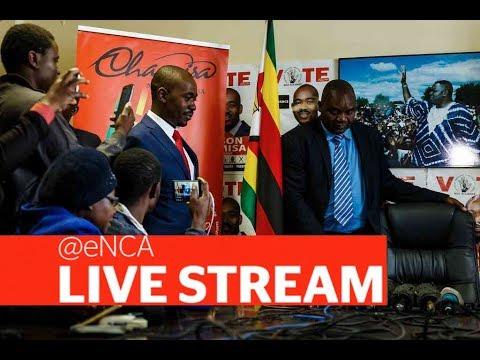 LIVE: MDC calls urgent meeting on Zim elections
