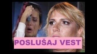 Prvo oglašavanje Jelene Golubović po BEGU i DISKVALIFIKACIJI!