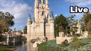 Magic Kingdom Live Stream - 3-16-18 - Walt Disney World