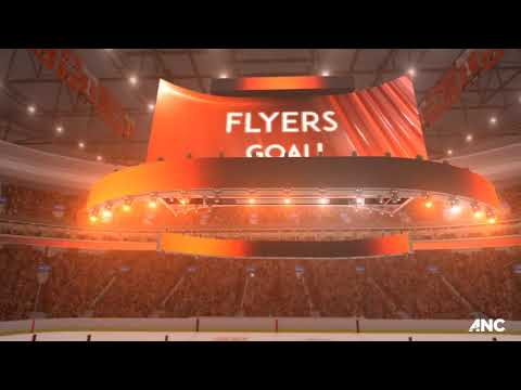 Cole Selleck - Most Technologically Advanced Scoreboard Coming To Wells Fargo Center