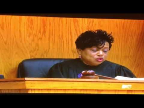 TEEN MOM 2 - JENELLE EVANS COURT CASE!