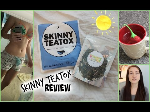 Skinny Teatox Review - LOSE WEIGHT FOR SUMMER