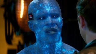 Jamie Foxx on Becoming Electro and Nearly Playing Luke Cage - The Amazing Spider-Man 2