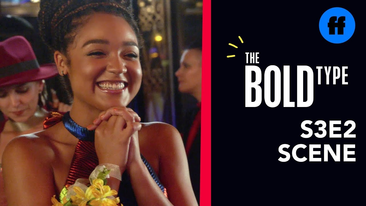 Download The Bold Type Season 3, Episode 2   Kat Throws a Queer Prom   Freeform