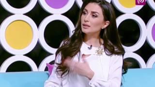 عصمت مدانات - فنانة فسيفساء رغم الإعاقة