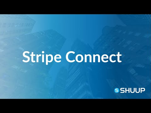 Payment Methods: Stripe Connect