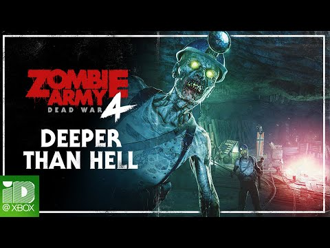 Zombie Army 4: Dead War - Deeper Than Hell| Xbox One from YouTube · Duration:  1 minutes 48 seconds