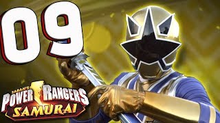 Power Rangers Samurai: Part 9 Tengen Gate! Nintendo Wii (co-op) Walkthrough