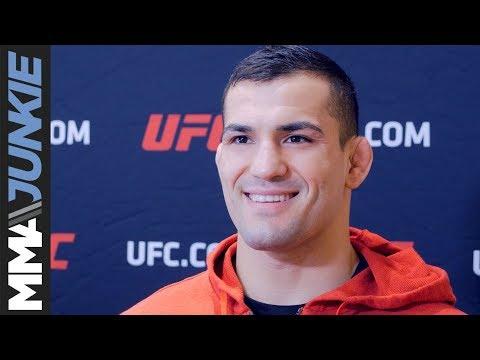 UFC On FOX 27: Mirsad Bektic Pre-fight Interview