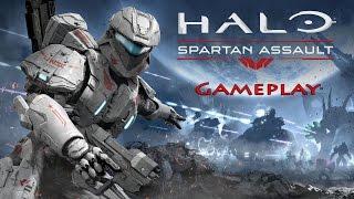 Halo Spartan Assault PC Gameplay - 1080p