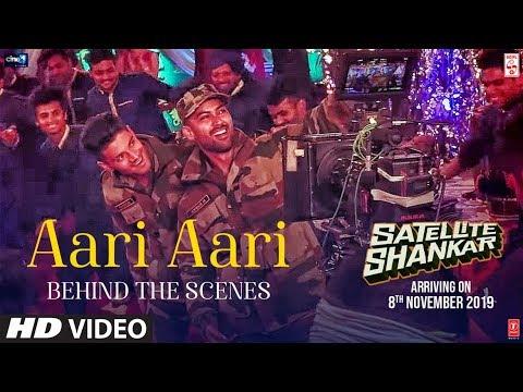 making-of-aari-aari-|-satellite-shankar-|-sooraj-pancholi-megha-|-tanishk-bagchi-|-bombay-rockers