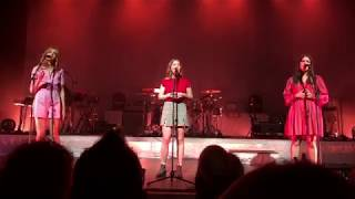 First Aid Kit with Julia Jacklin 'After The Goldrush' - San Diego, CA - 25 September 2018