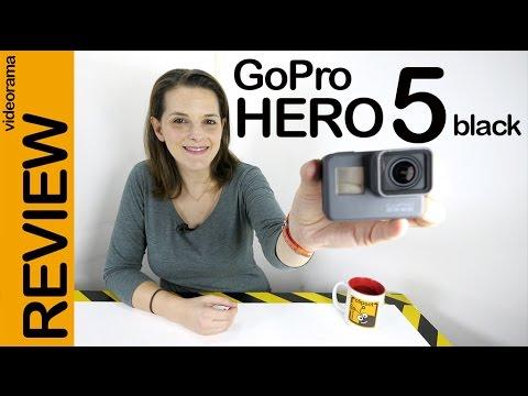 GoPro Hero 5 black review en español | 4K UHD