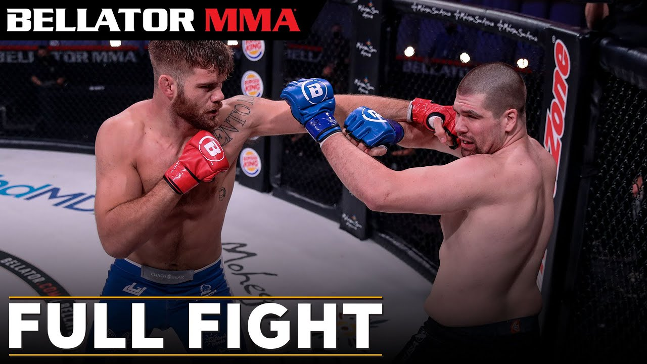 Full Fight | Steve Mowry vs. Shawn Teed | Bellator 249