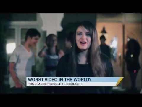Worst Song Ever?  Rebecca Black Responds: 'I Don't Think I'm the Worst Singer' (03.18.11)