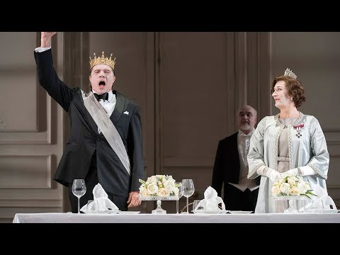 Hamlet: 'The King doth wake tonight' - Glyndebourne