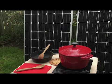 Intro to the SUNSPOT™ Solar Electric Cooking System