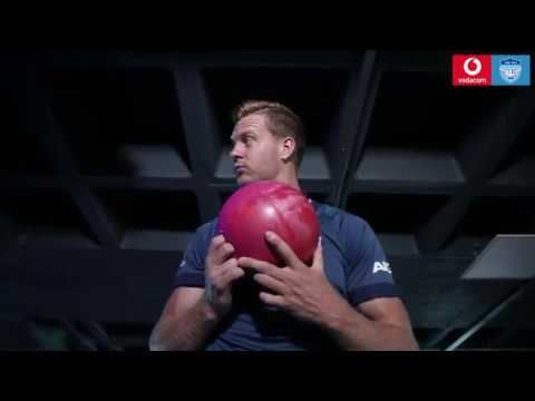 Vodacom Bulls Player Profile with Dylan Sage