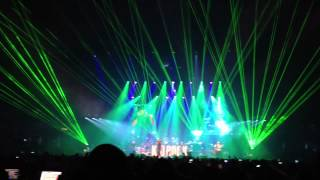 "Kid Rock: ""Bawitdaba"" Live @ Allen County War Memorial Coliseum: Fort Wayne, IN. 3-26-2013."