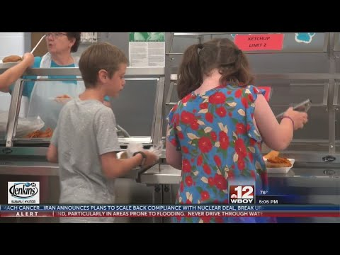 West Fairmont Middle School hosts summer program for school children