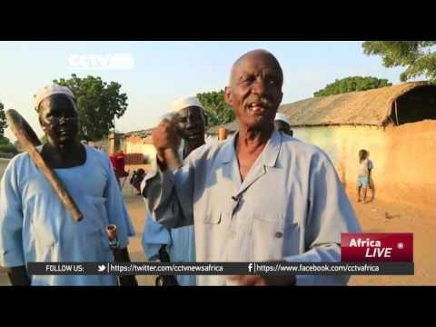 Waza trumpet returns as residents in Sudan's Blue Nile region mark end of harvest
