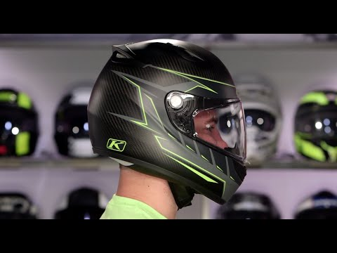 26dcc165 Klim K1R Helmet Review at RevZilla.com - YouTube
