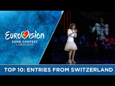 TOP 10: Entries from Switzerland