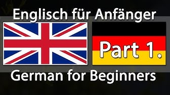 Englisch lernen / learn German - 750 english/german Phrases for beginner 1