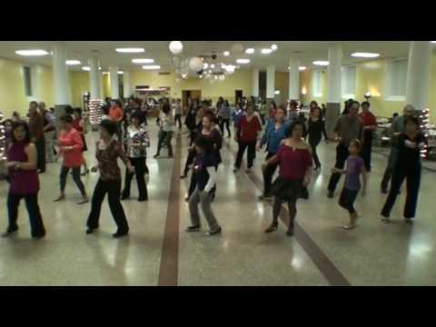 CABALLERO Line Dance (Demo & Instruction by Choreographer ...