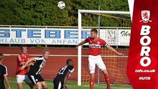 Pre-season   SV Sandhausen v Boro