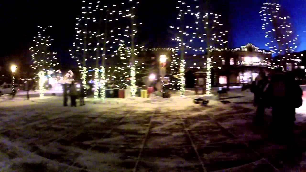 Christmas in Breckenridge - YouTube