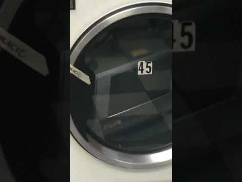 Tv in a washing machine in Puerto Rico