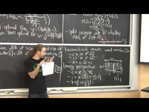 Integer I - Advanced data structures