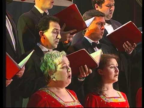 Херувимська пісня (Олександр Кошиць) — капела «Думка»