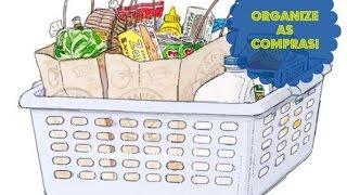 Saiba como se organizar durante as compras de supermercado Thumbnail