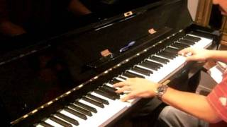 """Gary Matsumoto plays """"Angel Eyes"""" for the One World Sight Project."""