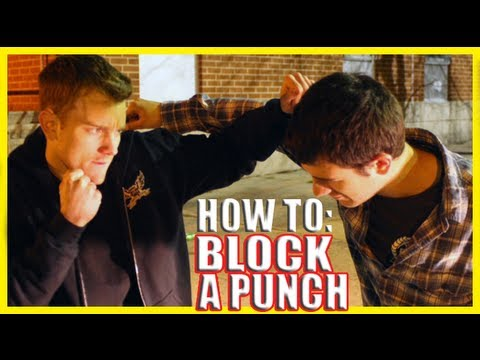 How to Block a Punch