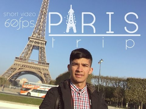 PARIS, SUA LINDA | 60fps