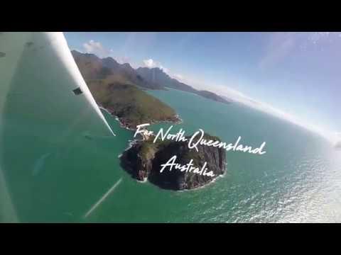 Far North Queensland Aerial Surveying // Cessna 210