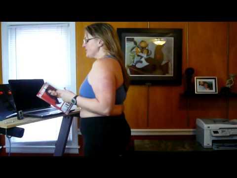 Treadmill Desk Weight Loss Update And Jillian Michael S Book Review