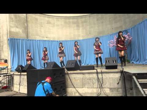 AKB48 Sakura no Hanabiratachi @ Central Park