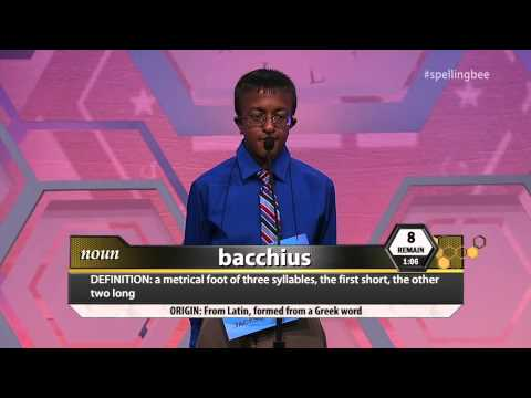 Drake referenced in National Spelling Bee Contest 2015