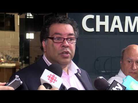 """Stand down now"", Calgary mayor Naheed Nenshi on Trans Mountain Pipeline delays"
