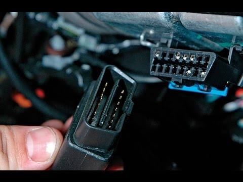 CHRYSLER Sebring 1996-2010 diagnostic OBD port connector ...