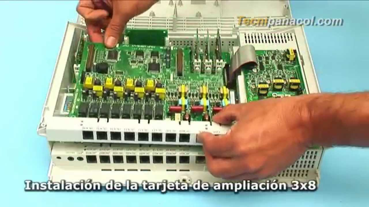 planta telef nica panasonic kx tes824 youtube rh youtube com manual de usuario conmutador panasonic kx-tes824 conmutador panasonic kx-tes824 manual de programacion