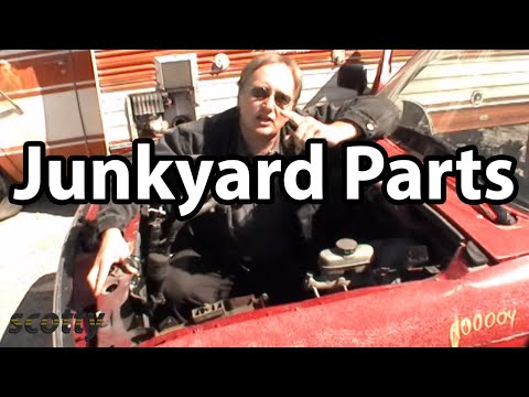 How To Save When Buying Car Parts (Junkyard)