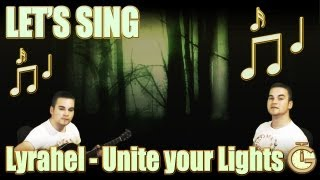 Lets Sing! Lyrahel - Unite Your Lights | Tribute to Indie Horror Gamers