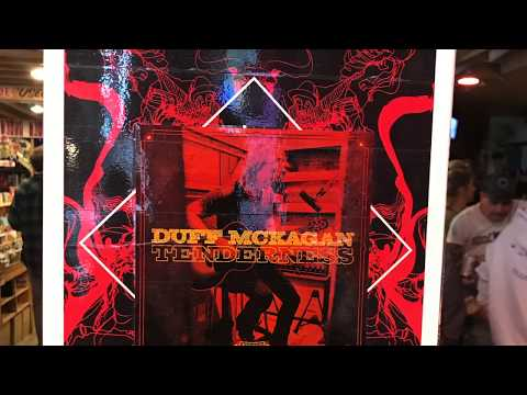 Duff McKagan at Easy Street Records