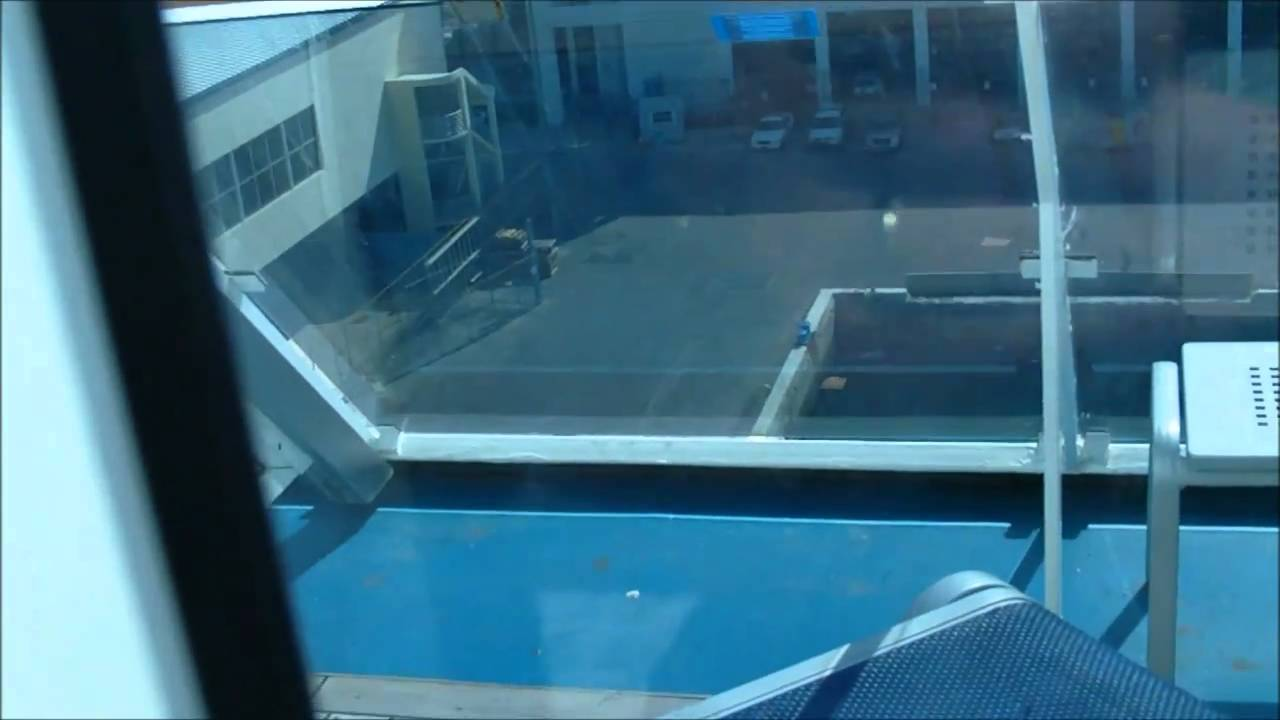Carnival Miracle Room 8275 Balcony Youtube