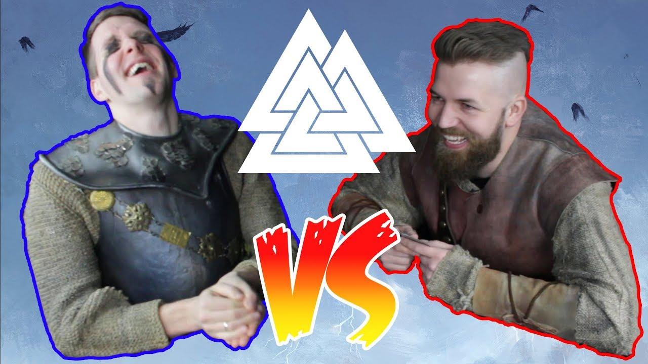 Wookie VS Przemo – pojedynek w Valhallę :)